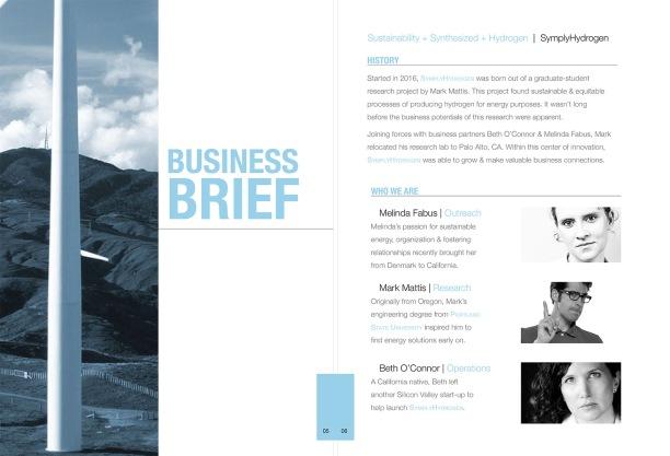 SymplyHydrogen - Business Brief