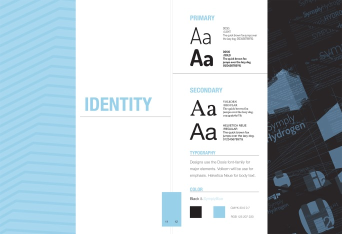 SymplyHydrogen - Identity Style Guide