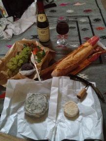 Paris Dinner for 1